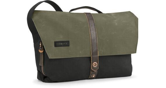 Timbuk2 Sunset Messenger Bag S GI Green and Black